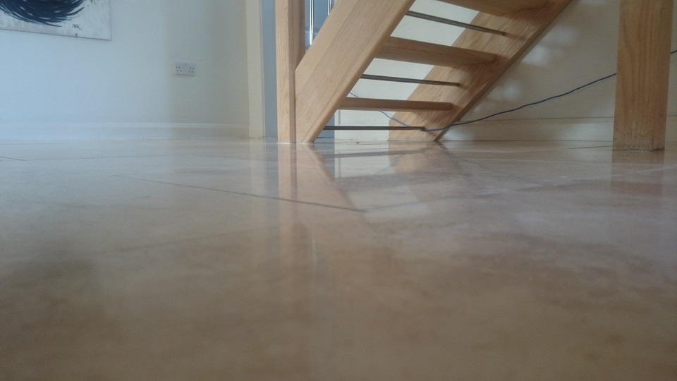 Travertine Floor Restoration Crawley, RH10