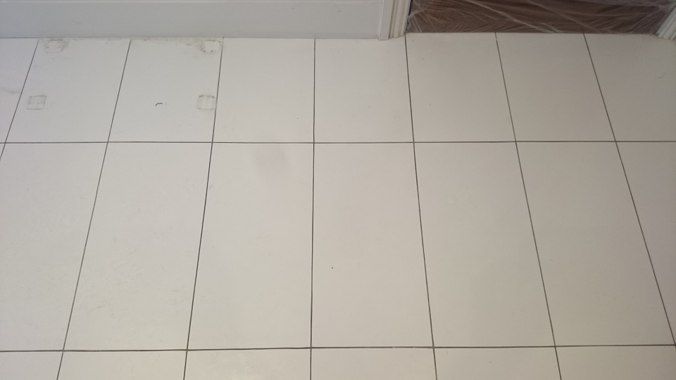 Porcelain Floor Cleaning, Keston Park, Kent